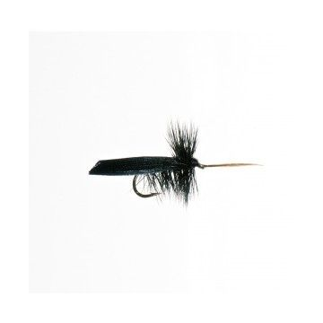 Mouche sèche sedge marron